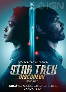 Star Trek: Discovery - 2. sezon - plakat