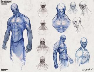 Deadpool - X-Men Geneza: Wolverine (gorszy)