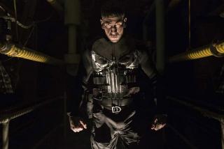 Frank zostaje zabrany do szpitala Sacred Saints; z komiksów o Daredevilu i Defenders znamy już z kolei cmentarz Sacred Saints