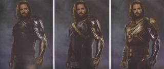 Bucky Barnes - Avengers: Wojna bez granic (lepszy)