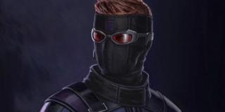 Hawkeye - Kapitan Ameryka: Wojna bohaterów (gorszy)