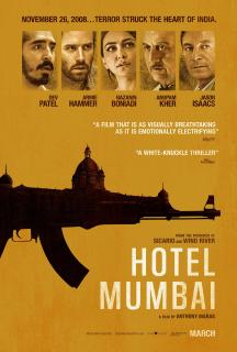 Hotel Mumbai - plakat