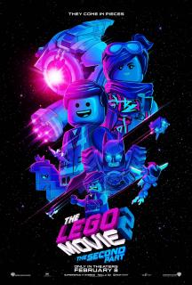 LEGO: Przygoda 2 - plakat