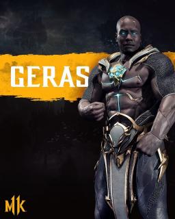 Mortal Kombat 11 - Geras