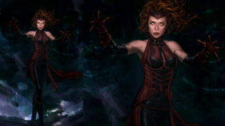 Scarlet Witch - Avengers: Czas Ultrona (lepszy)