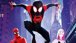 Spider-Man Uniwersum (2018) - nominacja w kategorii Najlepszy długometrażowy film animowany