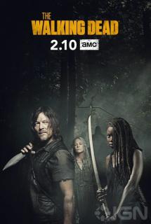 The Walking Dead - plakat sezonu 9B