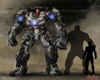 Hulkbuster - Avengers: Czas Ultrona (lepszy)