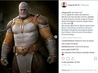 Thanos - fanart