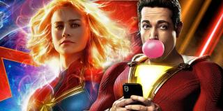 Kapitan Marvel / Shazam