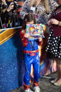 Kapitan Marvel - premiera w Londynie