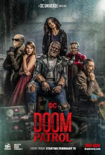 Doom Patrol - plakat