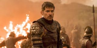 Jaime Lannister to Azor Ahai aka Obiecany Książę