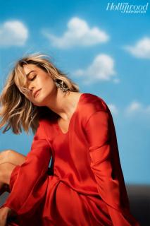 Kapitan Marvel - Brie Larson sesja zdjęciowa