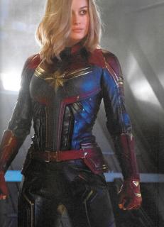 Kapitan Marvel - zdjęcia i szkice koncepcyjne z Entertainment Weekly