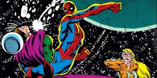 Gdy Peter wraz z najbliższymi je kolację, zostaje uprowadzony przez kosmitów, którzy pytają go, gdzie jest ukryta fortuna - w rzeczywistości kosmici to wrogowie Spider-Mana