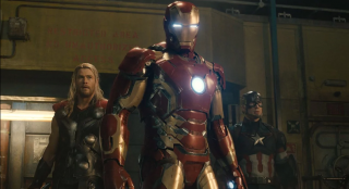 Iron Man - Avengers: Czas Ultrona (2015)