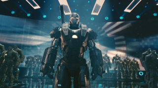 War Machine - Iron Man 2 (2010)