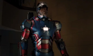 War Machine - Iron Man 3 (2013)