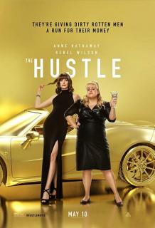 The Hustle - plakat