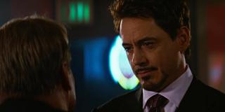 Incredible Hulk - Thaddeus Ross dowiaduje się od Tony'ego Starka o tworzeniu drużyny herosów