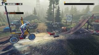 Trials Rising - screeny z gry