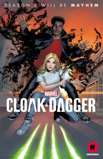 Cloak & Dagger - 2. sezon