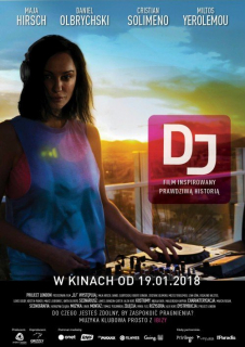 DJ - plakat