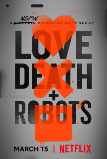 love, deaths and robots