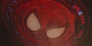 Kapitan Ameryka: Wojna bohaterów - scena #2; Peter po powrocie do domu widzi Spider-Signal