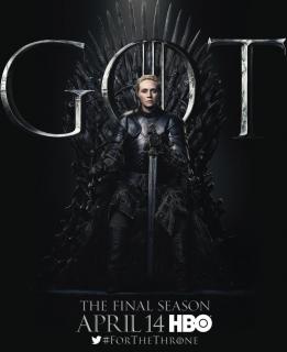 Gra o tron - plakat 8. sezonu