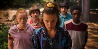 Stranger Things - zdjęcie z 3. sezonu