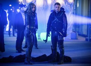 Arrow 7 odcinek 16