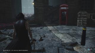 Devil May Cry 5 - screeny z gry