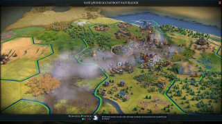 Civilization VI: Gathering Storm - screeny z gry