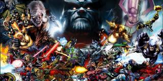 W czasie eventu Annihilacja Imperium Skrulli zostało w większości zniszczone – za takim obrotem spraw stał złoczyńca Annihilus i dowodzona przez niego Fala Annihilacji. Tuż po tym zdarzeniu chciano, by nowym przywódcą rasy został syn Hulka, Hulkling – ten jednak odmówił.