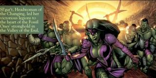Choć w filmie władza Skrulli wydaje się być zdecentralizowana (najbliżej do miana lidera będzie Talosowi), w komiksach rasą rządzi ściśle określona hierarchia. Skrulle zdołali w pewnym momencie uzyskać technologiczną przewagę nad Kree właśnie dzięki sferze rządowej. Prawdopodobnie najsłynniejszym władcą Imperium jest Dorrek VII, dziadek Hulklinga, który tron objął tuż po zamordowaniu swojego poprzednika.