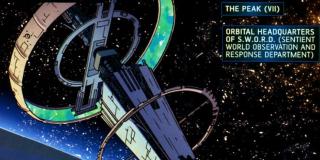 Skrulle odkryły Ziemię przez przypadek, gdy w wyniku zrządzenia losu w trakcie podróży do Throneworld zatrzymali się niedaleko naszej planety.