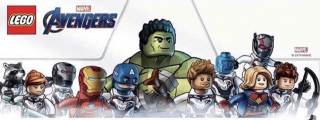 Avengers: Koniec gry - zestaw LEGO