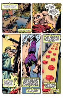 W 1995 roku w historii Skrull Kill Krew pokazano, że za chorobą szalonych krów stoją… Skrulle – mleko i mięso pochodzące od krów rasy tak wpływało na ludzki metabolizm, że ich spożycie natychmiastowo doprowadzało do śmierci.