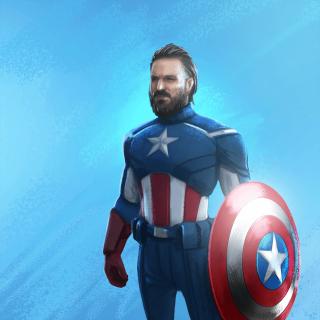 Piotr Stramowski - Kapitan Ameryka