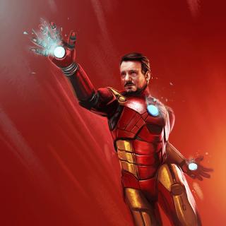 Robert Więckiewicz - Iron Man