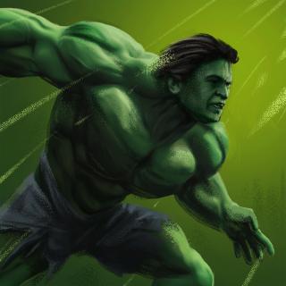 Jarosław Boberek - Hulk