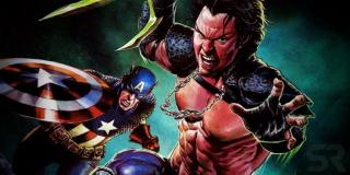 Okoye informuje Czarną Wdowę o podmorskim trzęsieniu ziemi, dodając, że Avengers nie są w stanie zajmować się takimi sprawami. Spora grupa fanów widzi tu subtelne nawiązanie do postaci Namora i jego rodzimej Atlantydy.