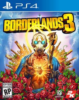 Borderlands 3 - okładka edycji standardowej