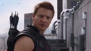 Hawkeye jest mistrzem szermierki