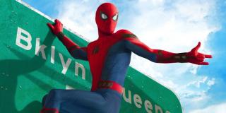 Spider-Man potrafi rozmawiać z pająkami - w jednym z komiksów pomógł mu w tym Doktor Strange