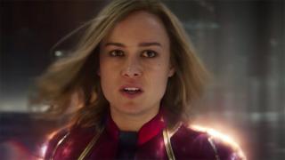 Kapitan Marvel potrafi zobaczyć przyszłość