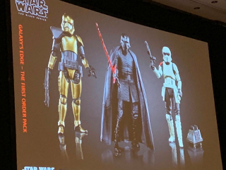 Star Wars Celebration - Hasbro