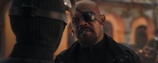 """Na ekranie mamy zobaczyć inną w porównaniu do poprzednich wersji MCU wersję Nicka Fury'ego – będzie on starał się """"nadrobić zaległości"""" powstałe w wyniku jego zniknięcia na 5 lat po wymazaniu. """"Ten facet zawsze miał pełną kontrolę. Ciekawie będzie go zobaczyć w sytuacji, w której jest inaczej"""" – przyznaje reżyser. Nick utworzy również nową drużynę, przy czym Watts nie wyjawia, czy w jakikolwiek sposób zostanie ona powiązana z S.H.I.E.L.D."""